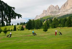 Golf in Val Passiria